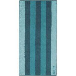 JOOP! Ręcznik kąpielowy Gala Stripes Lagune, 80 x 150 cm