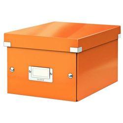 Pudło uniwersalne Leitz Wow 6043-44 pomarańczowe