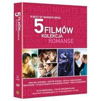 Romanse, Kolekcja na 90-lecie Warner Bros (DVD) - Różni