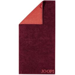Joop!  ręcznik gala doubleface mohn, 30 x 50 cm