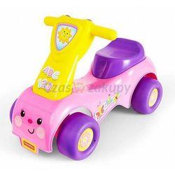 Fisher price  mój pierwszy jeździk - różowy, kategoria: jeździki