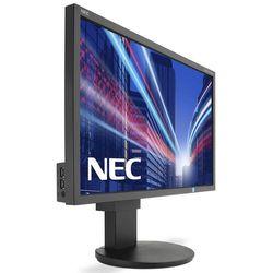 NEC EA234WMi, pobór mocy 22W