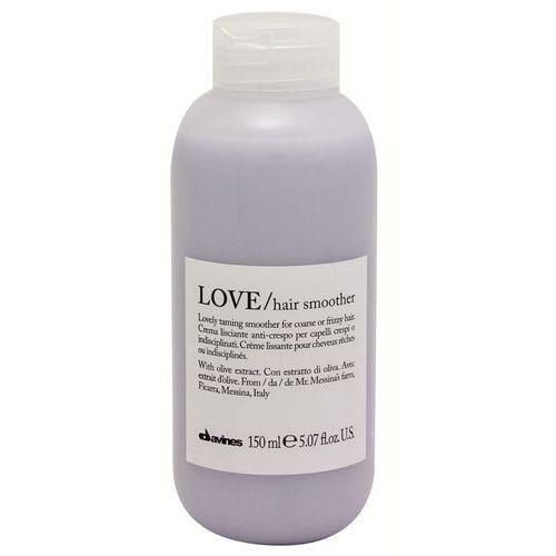 Love Hair Smoother Cream - krem wygładzający 150ml, Davines