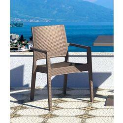 Siesta rattan Krzesło ogrodowe ibiza