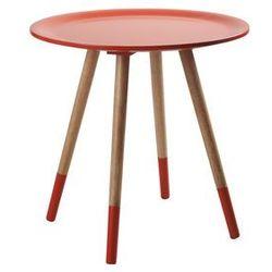 Zuiver  stolik two tone pomarańczowy 2300006
