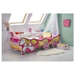 """Łóżko dziecięce """"princess"""" marki 4"""