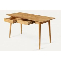 biurko dębowe fabio marki Signu design