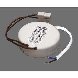 Transformator elektron. ENEC VDE Diso, biały, 105VA,