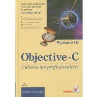 Objective-C. Vademecum profesjonalisty, Helion