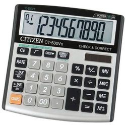 Kalkulator Citizen CT-500V II - Autoryzowana dystrybucja - Szybka dostawa