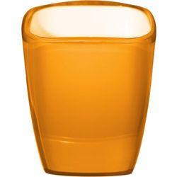 Wenko pojemnik neon, pomarańczowy, 8x7x10,2 cm