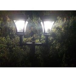 Lampa, latarnia solarna x 2, ogrodowa, wys180 cm,200 Lm., 120