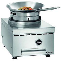 Kuchenka gazowa wok, nastolna | , gwth1 marki Bartscher