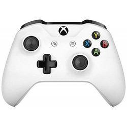 Kontroler MICROSOFT Xbox One Biały z kategorii Gamepady