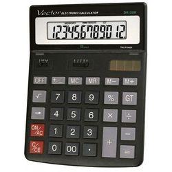 Kalkulator 12 pozycyjny DK-206 - Super Ceny - Rabaty - Autoryzowana dystrybucja - Szybka dostawa - Hurt (2204329451947)