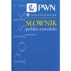 Słownik polsko-szwedzki, książka z ISBN: 9788301184230