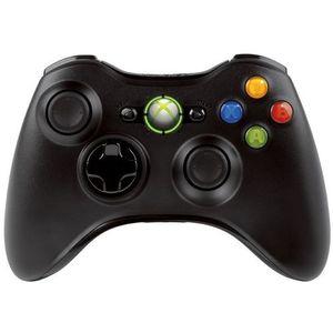 Kontroler MICROSOFT Xbox 360 Czarny, JR9-00010