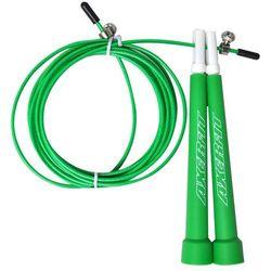 Axer Sport, Speed, Green, skakanka, 11,5x1,9 cm