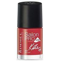 Rimmel London Salon Pro Kate lakier do paznokci 12 ml dla kobiet 444 Seduce