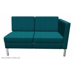 Sofa konferencyjna Platinium R32 OAR - element prosty - oferta [05b9ed0411327699]