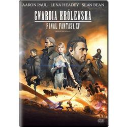 Final Fantasy XV. Gwardia Królewska (DVD) - Takeshi Nozue z kategorii Filmy science fiction i fantasy