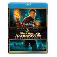 Skarb narodów 2: Księga Tajemnic (Blu-Ray) - Marianne Wibberley, Cormac Wibberley (5907610733890)