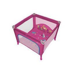 Kojec dzieci�cy Joy Baby Design (r�owy), joy 08