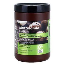macadamia kremowa maseczka włosy słabe od producenta Dr. santé
