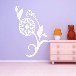 Deco-strefa – dekoracje w dobrym stylu Kwiaty 976 szablon malarski