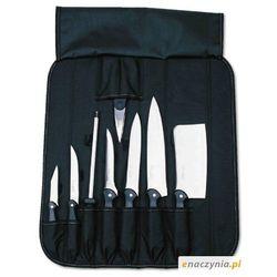 noże w składanej torbie 9 szt marki Berghoff