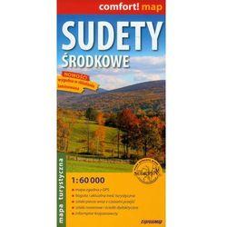 SUDETY ŚRODKOWE. MAPA LAMINOWANA 1 : 60 000 (ISBN 9788360120668)