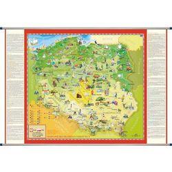Polska mapa ścienna dla dzieci ArtGlob z kategorii mapy