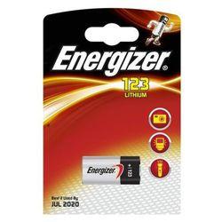 bateria foto litowa  CR123, marki Energizer do zakupu w bratex