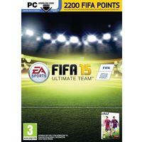 FIFA 15 2200 FUT Points ORIGIN cd-key