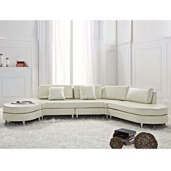 Sofa bez skórzana COPENHAGEN ze sklepu Beliani
