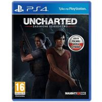 Uncharted Zaginione Dziedzictwo (PS4)