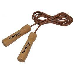 Tunturi Jumprope Leather Pro - sprawdź w wybranym sklepie