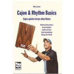 Cajon & Rhythm Basics, m. 1 Audio-CD, m. 1 E-Book