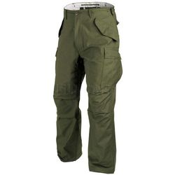 spodnie Helikon M65 olive green LONG (SP-M65-NY-02)