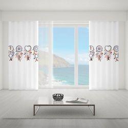 Zasłona okienna na wymiar - DREAM CATCHER II