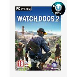 Watch dogs 2 pl + bonus - klucz, marki Ubisoft