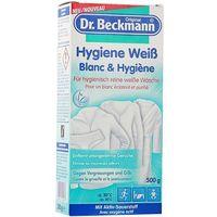 DR BECKMANN 500g Hygiene Weiss Wybielacz do tkanin niemiecki | DARMOWA DOSTAWA OD 150 ZŁ! - produkt z kategor