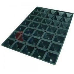 Forma do wypieków piramida 600x400 521202 marki Stalgast