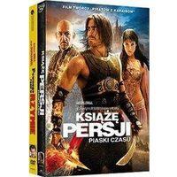 Pewnego razu w rzymie / książę persji: piaski czasu (dvd) marki Cd projekt films