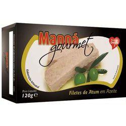 Portugalskie filety z tuńczyka w oliwie 120g Manná GOURMET, kup u jednego z partnerów
