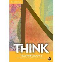 Think 3. Książka Nauczyciela, Cambridge University Press