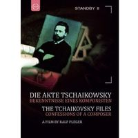 The Tchaikovsky Files: Confessions Of A Composer (DVD) - Various