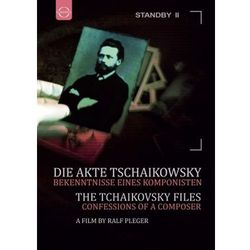 The Tchaikovsky Files: Confessions Of A Composer (DVD) - Various z kategorii Musicale