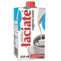 Łaciate  250ml mleko zagęszczone niesłodzone