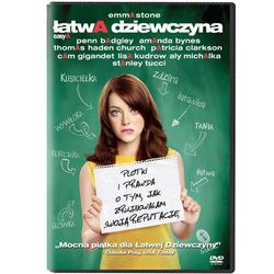 Łatwa dziewczyna (DVD) - Will Gluck - produkt z kategorii- Komedie